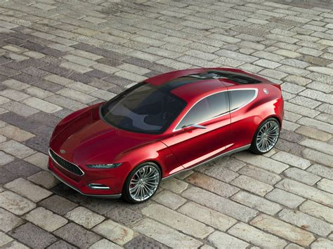 future ford cars ford cars news evos concept
