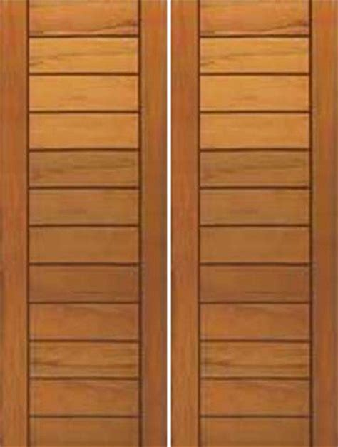 Contemporary Solid Wood Front Doors Contemporary Flush Panel Door Solid Tropical Wood Contemporary Front Doors Ta
