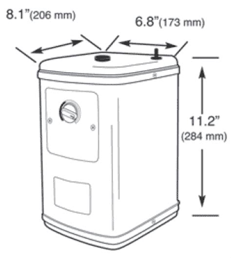 Small Water Tank Dimensions Water Heater Related Products