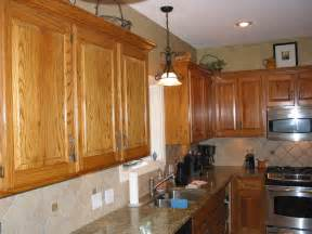 Golden Oak Kitchen Cabinets Golden Oak Kitchen Cabinets Valentineblog Net