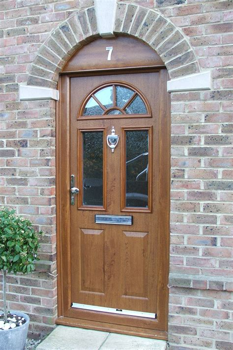 Front And Back Door Pvc U Front And Back Doors From Banbury Windows