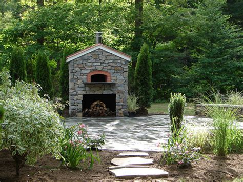 Outdoor Pizza Oven Plans Fireplace by How To Build A Pizza Oven How Tos Diy