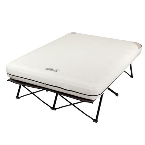 coleman airbed cot air mattress save 40