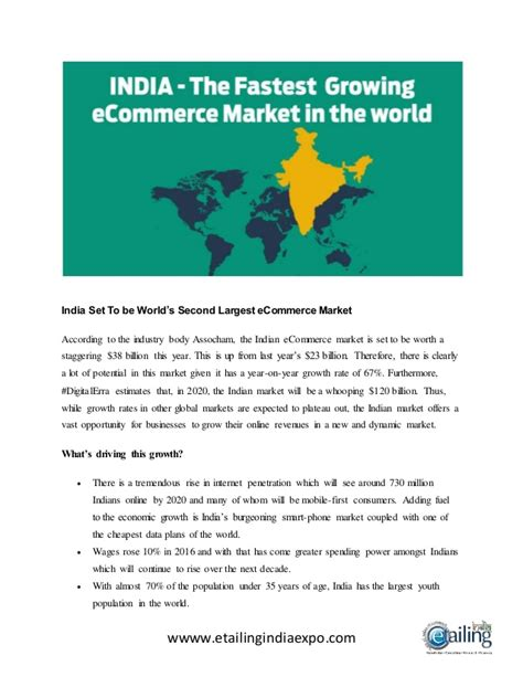unlocking the world s largest e market a guide to selling on social media books india set to be world s second largest e commerce market