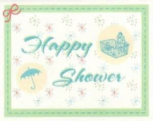 baby shower card happy shower