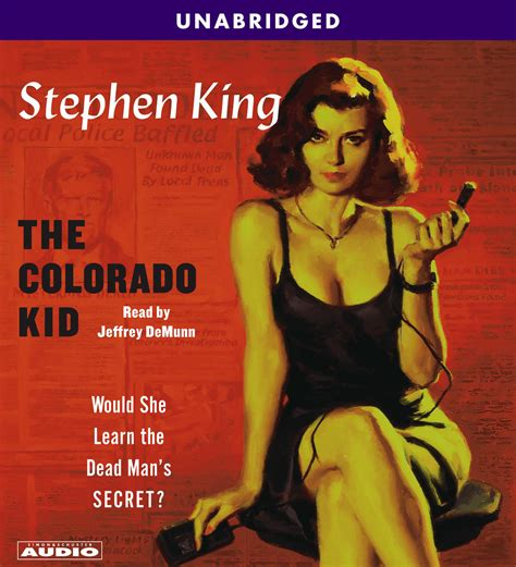 man king of mind body and circumstance ebook the colorado kid audiobook by stephen king jeffrey demunn