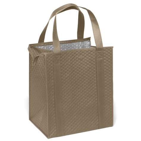 tote bags quilted insulated tote bag