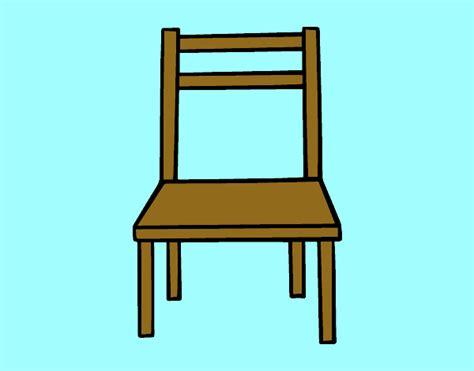 silla dibujo dibujo de una silla de madera pintado por en dibujos net