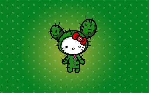 wallpaper hello kitty green tokidoki hello kitty wallpaper january
