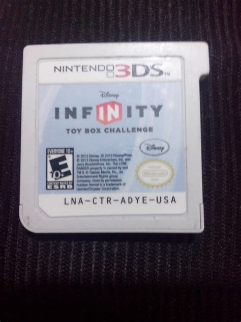infinity for 3ds infinity 3ds 250 00 en mercado libre