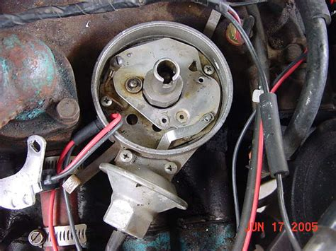 292 y block ignition wiring