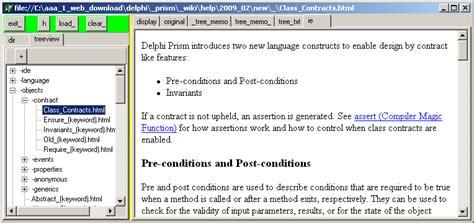 tutorial treeview delphi jcolibri delphi prism tutorial