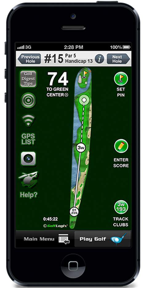 best golf app best golf gps app for iphone ios golf gear geeks