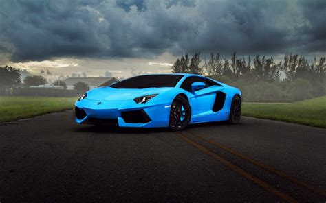 blue lamborghini wallpaper blue lamborghini wallpapers free vehicles wallpapers