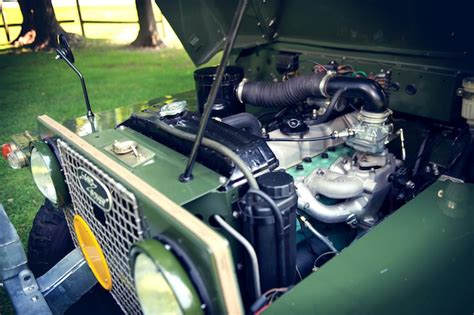 land rover series 3 engine 1969 land rover series iia quot air portable quot