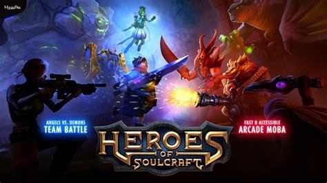 soulcraft apk free heroes of soulcraft moba apk v1 3 0 apkmodx