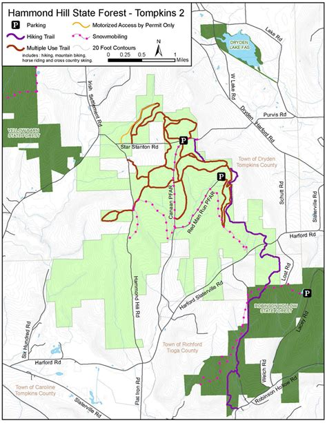 list of state forests nys dept of environmental hammond hill state forest map nys dept of environmental