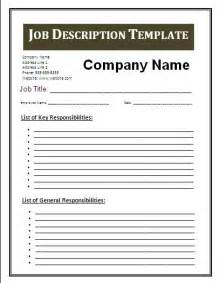 best photos of daily job duties template job description