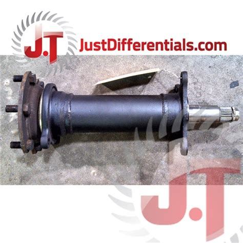 toyota front axle disconnect actuator axle tube