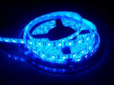 Blue Led Lights Www Imgkid Com The Image Kid Has It Colored Led Light Strips