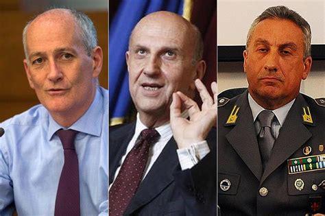 consiglio dei ministri nomine cdm le nomine pansa al dis gabrielli capo della polizia