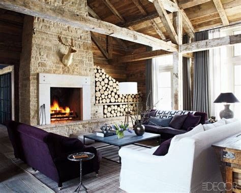 mountain home decorating ideas lodge luxe where rustic meets modern tiffany farha design