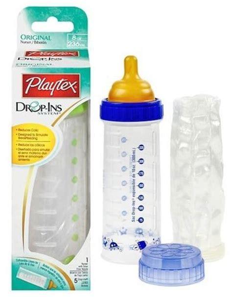 playtex drop ins playtex drop ins original nurser the 9 best bottles for breastfed babies popsugar