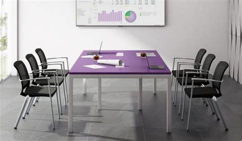 decorar oficina rectangular elegir mesas de oficina redondas o rectangulares 191 cu 225 ndo