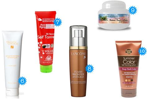 banana boat self tanner coupon the best self tanners for a safe sunless glow banana