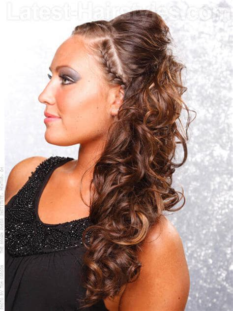 updos braids curls 22 cool hairstyles that are always in style