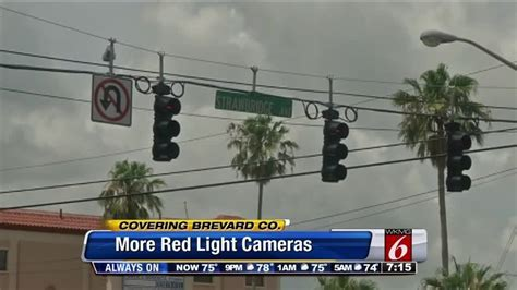 maryland red light camera melbourne intersections may get red light cameras