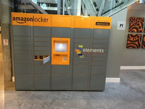 amazon locker the amazon locker experience lallous lab