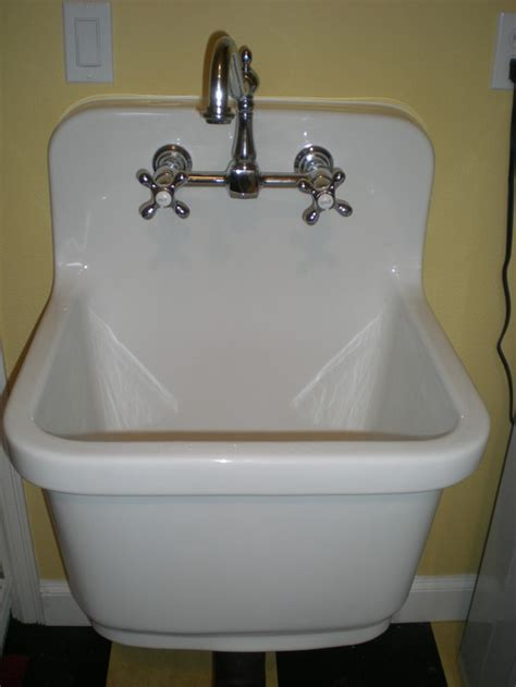 Where To Buy This Kohler Vintage Style Deep Sink Kohler Laundry Room Sinks