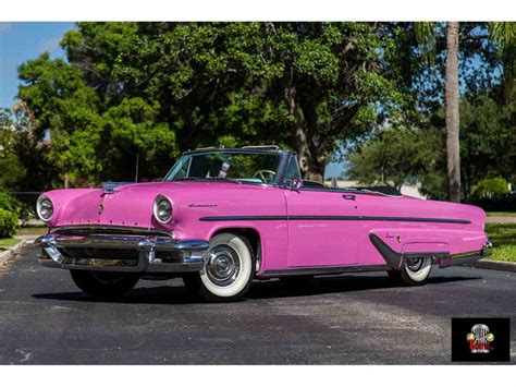 1955 lincoln for sale 1955 lincoln for sale classiccars cc 997500