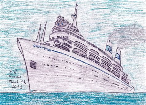 theodore tugboat queen stephanie my first favorite ocean liner by germanname on deviantart