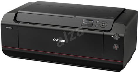 Printer Canon A2 canon imageprograf pro 1000 a2 inkjet printer alzashop