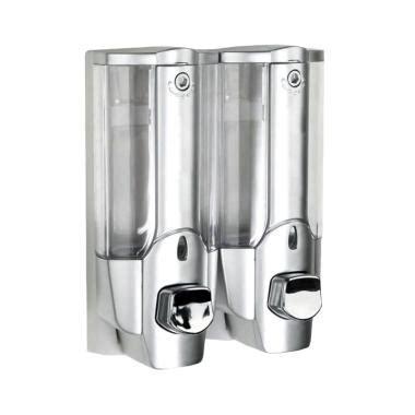 Dispenser Sabun Chrome jual genius tipe 211 dispenser sabun silver
