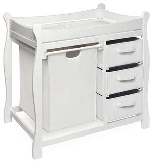 How Much Are Changing Tables Sleigh Style Baby Change Table With 3 Baskets And Her Modern Changing Tables