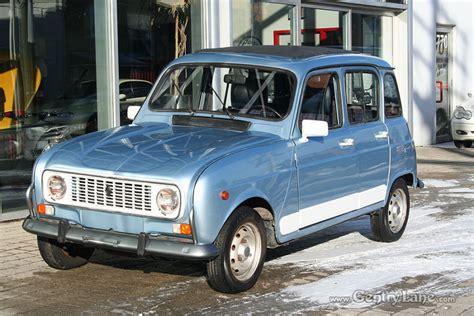 renault car 1990 1990 renault 4 gentry automobiles
