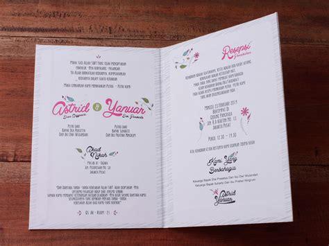desain undangan nikah jakarta hal yang harus diperhatikan dalam memilih undangan