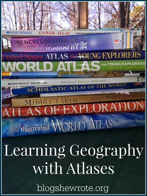 learning geography learning geography with atlases she wrote