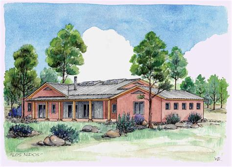 mexico house plans northern new mexico style home plans