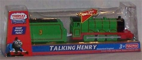Fisher Price And Friend Motorized Henry trackmaster henry deals on 1001 blocks