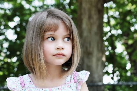 per bambina tagli capelli bambina consigli alla moda