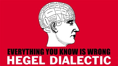 hegel dialectic hegel s dialectic explained brainwashing the big picture