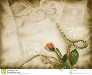 Vintage Flower Arrangement - romantic background stock photo image 17741530