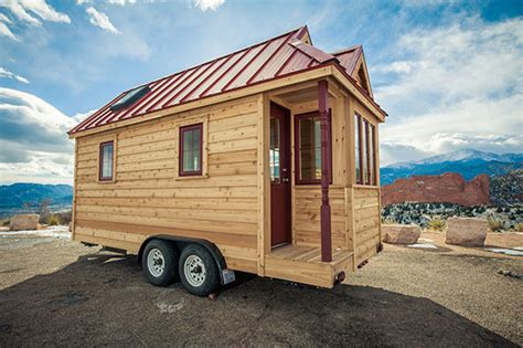colorado small house new tumbleweed fencl tiny house on wheels for sale