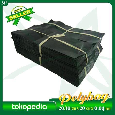 Polybag 40 X 20 Cm polybag 20 10cm x 20 cm x 0 04 mm sumber plastik