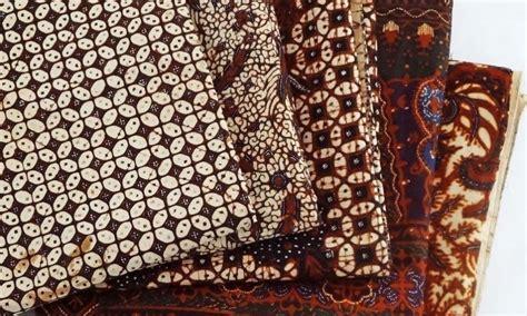 7 motif batik yang dijadikan oleh oleh sesuai kebutuhan teman