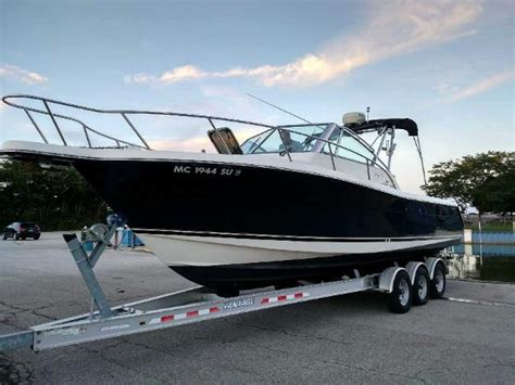 used pursuit boats michigan pursuit denali boats for sale in michigan